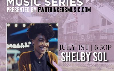 Seminole Heights Lawncert Live Series | Shelby Sol | July 1st 2020