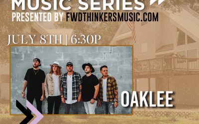 LIVE SHOW>> Seminole Heights Lawncert Series | OakLee | July 8th 2020 |  6:30 pm