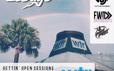 DJ MIX >> LeSage | Gettin' Open Sessions | Live from wtr | Ep.004