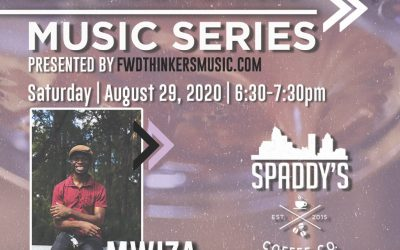 LIVE SHOW >> 'Slow Drip Sessions' | Spaddy's Coffee | MWIZA | 8/29 6:30PM