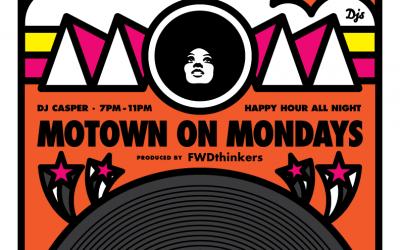 WEEKLY>> Motown on Mondays™ | DJ Casper | The Bricks