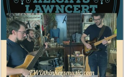 Live Show >> Seminole Heights 'Lawncert' Series | THE KRON ARTISTS | 2/21