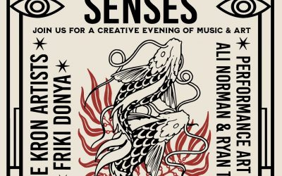 FWDthinkers & Labyrinth Studios Present 'Heightened Senses'  The Kron Artists