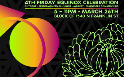BLOCK PARTY >> Optimum | 4th Friday Equinox Celebration | 3/26
