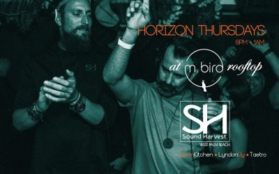M. Bird | L8 Night Flights Horizon Thursdays | Sound Harvest